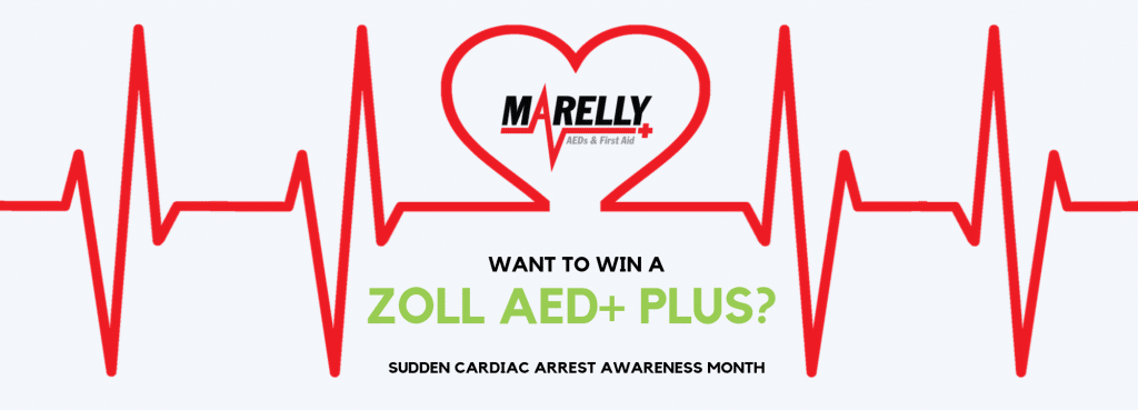 Free ZOLL+ Plus AED Giveaway